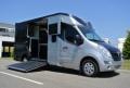 Camion chevaux AML SELECT LUXE 5 PLACES DÔME COUCHETTE